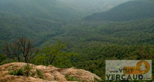 Karadiyur view point Yercaud