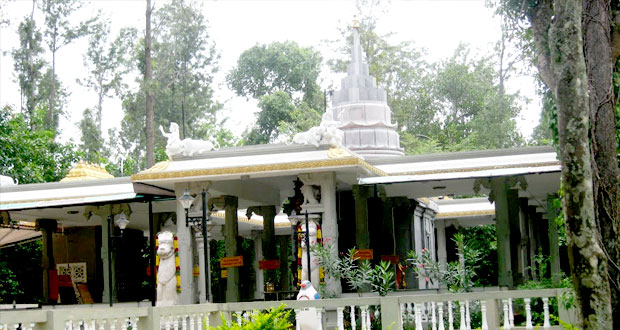 Wolrds largest chakra temple in Yercaud